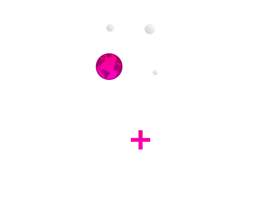 Over 100 countries across the globe